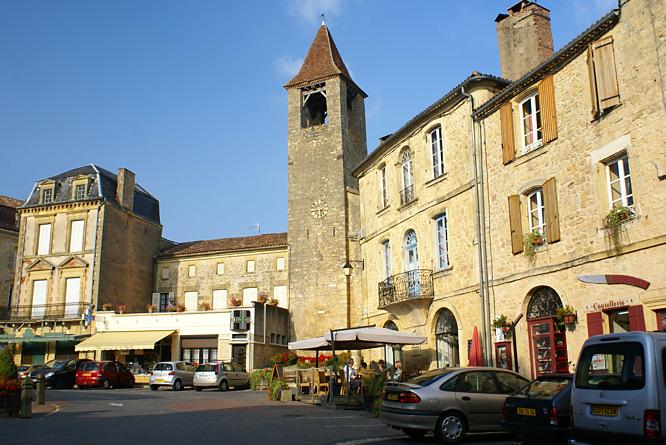 Villefranche-de-Rouergue (Вильфранш-де-Руэрг), Франция - путеводитель