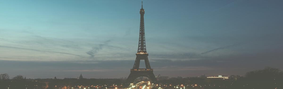 j΄adore la France