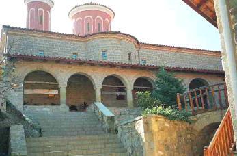 Ο Ναός του Αγίου Χαραλάμπου