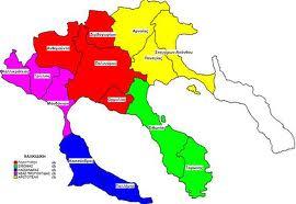 Χαλκιδική δήμοι