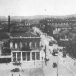 Βιομηχανική ανάπτυξη του Πειραιά. Εταιρείες ελληνικές και ξένες χτίζουν τα εργοστάσια και τα γραφεία τους στο μεγάλο λιμάνι (1910).