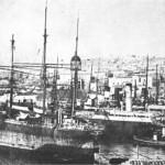 Ο Πειραιάς το 1916.