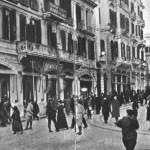 Στις αρχές του αιώνα η Θεσσαλονίκη είναι μια μεγαλούπολη γεμάτη αντιθέσεις. Στο κεντρικό τμήμα της, συναντά κανείς τους αρχιτεκτονικούς ρυθμούς της Μεσευρώπης και στις άλλες συνοικίες της την όψη και τη ζωή της ανατολής.