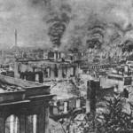 Η Θεσσαλονίκη έζησε πολλές και μεγάλες πυρκαιές στην ιστορία της. Η πιο μεγάλη όμως ήταν αυτή που συνέβη τον Αύγουστο του 1917, όπου καταστράφηκαν περίπου τα δύο τρίτα της παλιά πόλης.