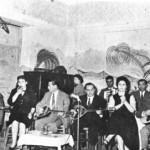 Ζαγοραίος - Γερ.Κλουβάτος - Θ.Δερβενιώτης - Ρένα Στάμου - Μαρκάκης - Ευαγγελία Μαργαρώνη (πιάνο).
