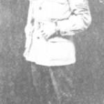 Ο Φωτάκης στη σχολή ιππικού στη Λάρισα (1949).
