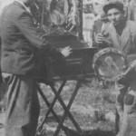 Ο Ρίκος έφηβος, στην Αγ.Βαρβάρα, στις 4-2-1937.