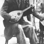 Ο Μοσχονάς στη Θεσσαλονίκη το 1933.
