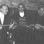 Από τ'αριστερά: Νίκος Περγιάλης, Κούλης Σκαρπέλης, Γιώργος Μουφλουζέλης.
