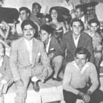 Μαρινέλα, Στέλιος Καζαντζίδης, Πόλυ Πάνου, Αντώνης Ρεπάνης στου Κουλουριώτη.