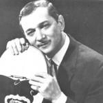 Ο Μανώλης Χιώτης στο Μοντρεάλ το 1966.