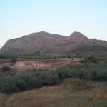 θέα προς Ακροκόρινθο