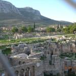 βήμα Αποστόλου Παύλου και ακροκόρινθος