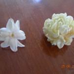 μπουγαρίνι (αριστερά) και φούλι