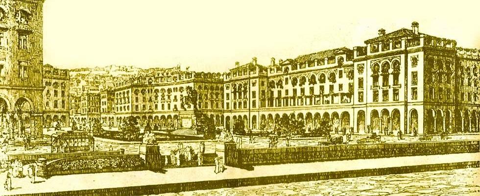 Πλατεία Αριστοτέλους 1917