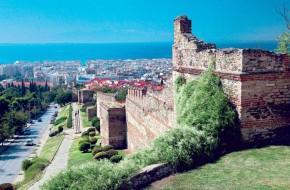 Τα τείχη της πόλης