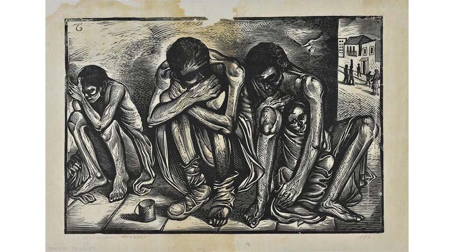 Αποτέλεσμα εικόνας για Η πείνα, ο μεγαλύτερος εξευτελισμός