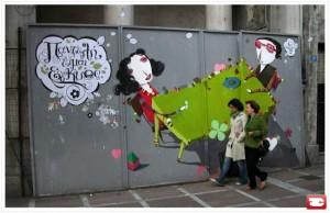Street Art, ALEXANDRO VASMOULAKIS