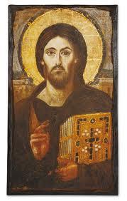 Βυζαντινή αγιογραφία, Ιησούς
