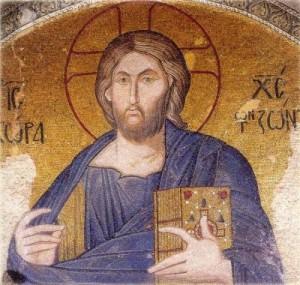 Βυζαντινή αγιογραφία, Ιησούς, Μονή Χώρας