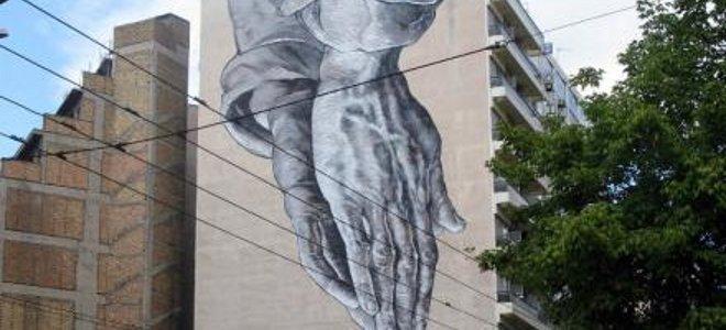 γκράφιτι, Αθήνα