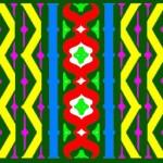 Γεωμετρικά μοτίβα με λέξεις στον υπολογιστή