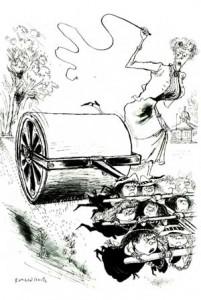 σχέδιο του searle από trinians