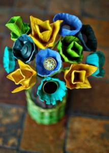 eggcarton_bouquet