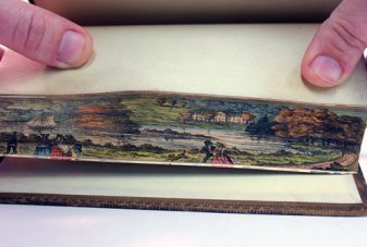 fore-edge paint