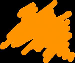 πορτοκαλί χρώμα