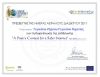 Certificate for Celebrating Safer Internet Day