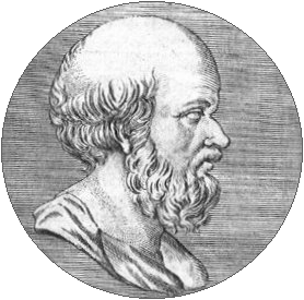 Portrait of Eratosthenes