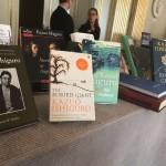 Τα βιβλία του Καζούο Ισιγκούρου παρουσιάζονται από τη Σουηδική Ακαδημία (Reuters)