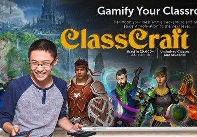 ClassCraft – Η Σχολική Τάξη… ένα Video Game