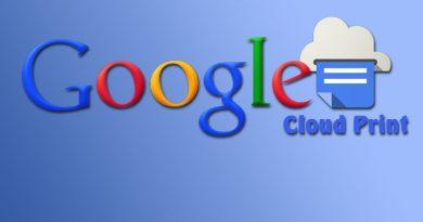 Εκτυπώσεις από απόσταση με το Google Cloud Print