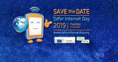 Πανελλήνιος Σχολικός Διαγωνισμός για την Ημέρα Ασφαλούς Διαδικτύου (SID) 2019