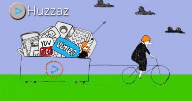 Δημιουργήστε και μοιραστείτε συλλογές με βίντεο με το Huzzaz