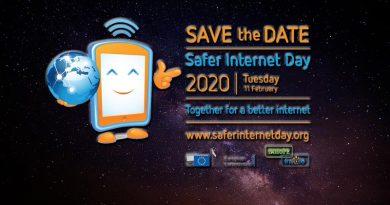 Πανελλήνιος Σχολικός Διαγωνισμός για την Ημέρα Ασφαλούς Διαδικτύου (SID) 2020