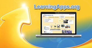 Δημιουργία εκπαιδευτικών δραστηριοτήτων με το Learning Apps