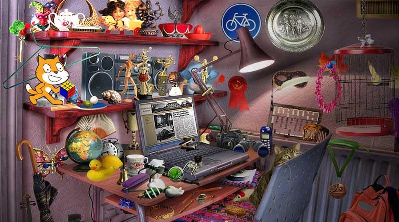 6ος Πανελλήνιος Διαγωνισμός δημιουργίας παιχνιδιού στο Scratch