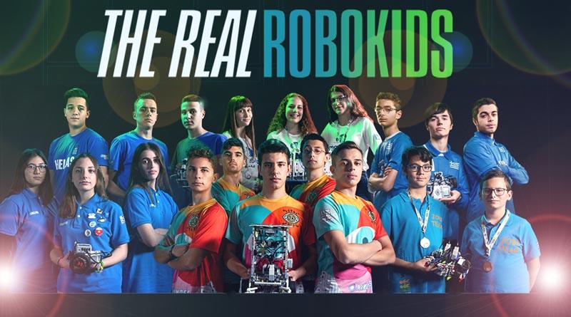 The Real Robokids