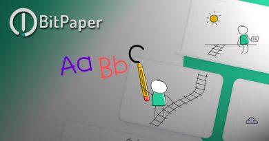 Σύγχρονη εξ αποστάσεως εκπαίδευση με το BitPaper