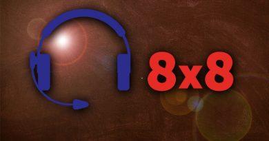 Τηλεδιασκέψεις με ένα κλικ με το 8×8.vc
