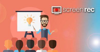 Δημιουργούμε βιντεομαθήματα με το Screenrec