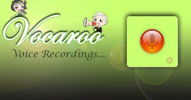 Ηχογράφηση και διαμοιρασμός ήχου με το Vocaroo