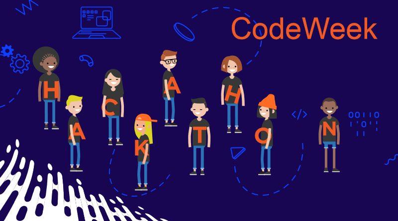 Διαγωνισμός EU CodeWeek Hackathon