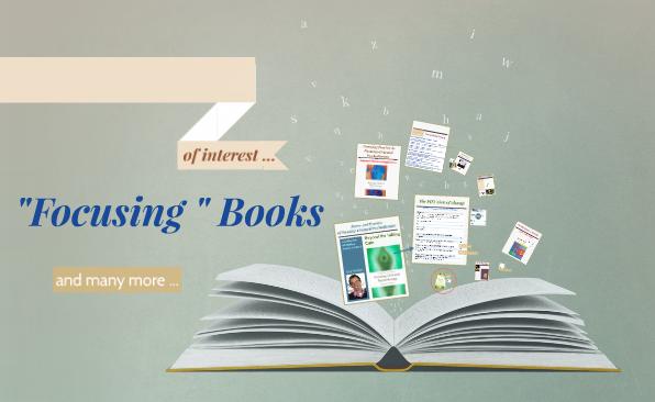 Focusing Books