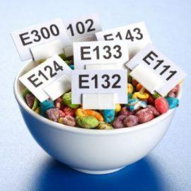 Πρόσθετα (Ε) των τροφίμων