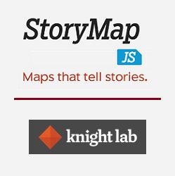 StoryMapJS- Αφηγηθείτε μια ιστορία πάνω σ' έναν χάρτη