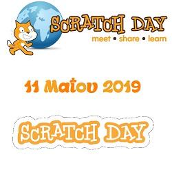 Scratch Day – 11 Μαΐου 2019